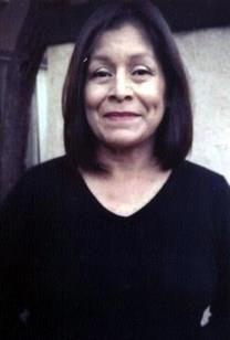 Irene Quintero obituary photo