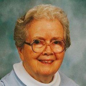 Sr. Mary Franceline Marsh, RSM Obituary Photo