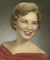 Carol Margaret Hyry obituary photo
