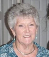 Margaret May Lewis obituary photo