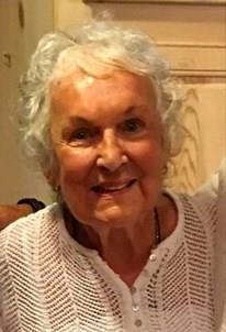 Yvonne Mary Meadows obituary photo
