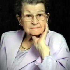 Margaret Louise Smith Riggins