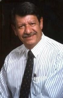 Albert J. Gallardo obituary photo