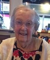 Ruby Anna Wray obituary photo