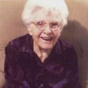 Evelyn Ruth Britton