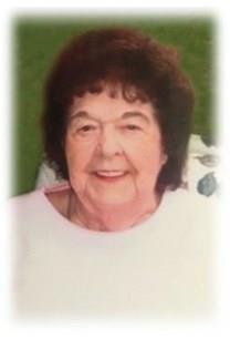 Doris Jean Sharp obituary photo