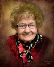 Nora E. Rudolph obituary photo