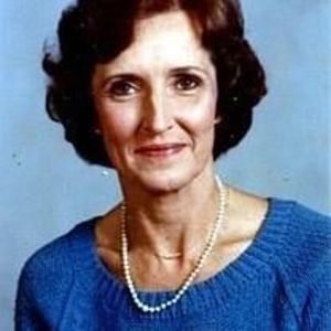 Winifred Ann Cates Snider