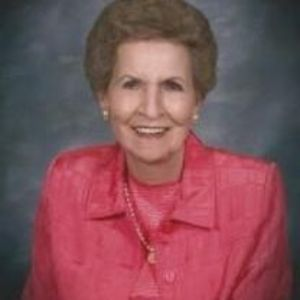 Barbara Stallings Dean