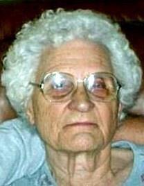 Vera Wallace obituary photo