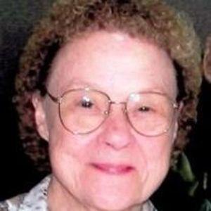 Mary Dodd Scott