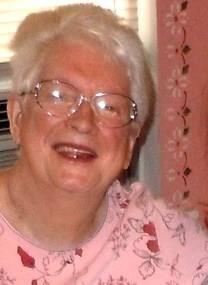 Helen Alice Nowlin obituary photo