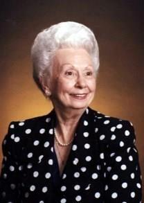 Alice Ruby Quillin obituary photo