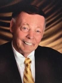 James Justin Nicholson obituary photo