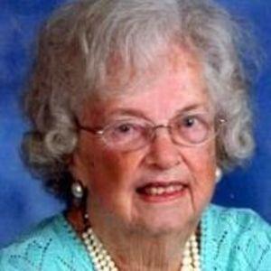 Virginia Elise Moore Vaughn