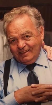 Ronald G. McMullins obituary photo