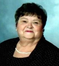 Clara Jean Whitt obituary photo
