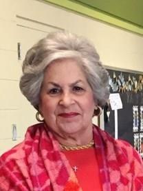 Harriet Funk Vanstory obituary photo