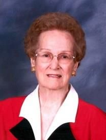 Voncile Victoria Mobley obituary photo