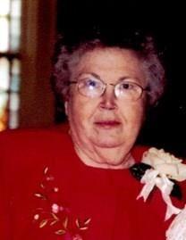 Gertrude Taylor obituary photo