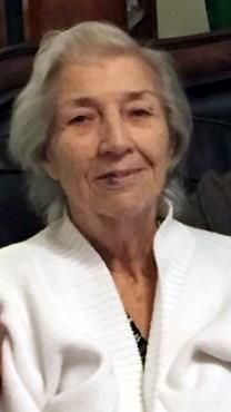 Eva Maxine Judkins obituary photo