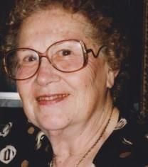 Marjorie E. Hubbard obituary photo