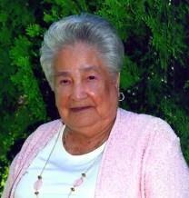 Genara Osorio Rosario obituary photo