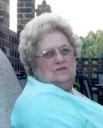 Jeanette Belton Swain obituary photo