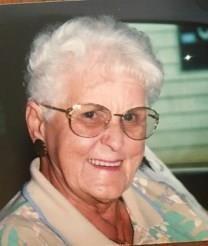 Martha I. Peck obituary photo