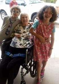 Hazel Effie Brown obituary photo