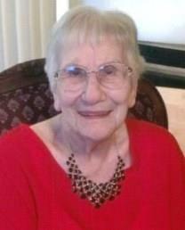 Eda O'Neal obituary photo
