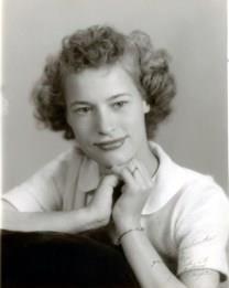 Marie Faye Dobbs obituary photo