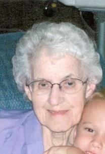 Emma Eileen McMurrer obituary photo