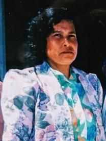 Juventina Vasquez Garcilazo obituary photo