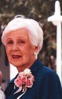 Eleanor Hill Cox obituary photo