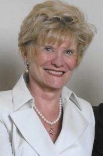 Susan Banks Crispen obituary photo