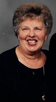 Doris Allen Peterson obituary photo