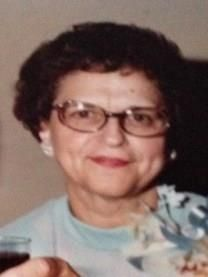 Therese B. Fryzel obituary photo