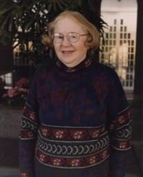 Georgia S. Barry obituary photo