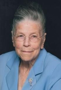 Nellie Mae Crews obituary photo