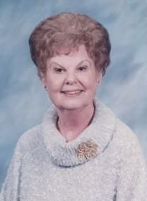Glenna Jean Roecker obituary photo