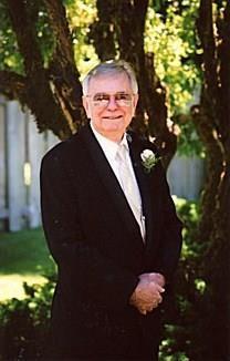Merrill Patrick Evans obituary photo