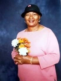 Faith Meredith Robinson obituary photo