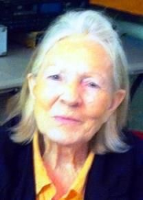 Margie Lucille Welch obituary photo