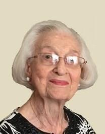 Martha Lou Oates obituary photo