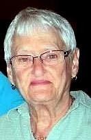 Rosalie Mae Dodson obituary photo