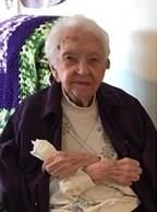 June Evans obituary photo