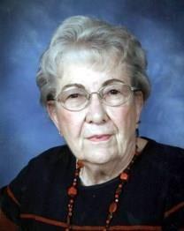 Mary Ann Knights obituary photo