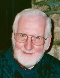 John Edward Leahy obituary photo