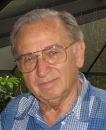 Stewart Clarence Eggert obituary photo